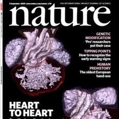 Journal Nature - 2009
